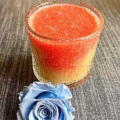 甜蜜的味道/西瓜猕猴桃汁