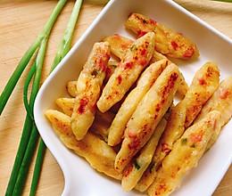 #夏日撩人滋味#芝香土豆条的做法