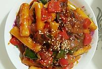 韩国炒年糕的做法