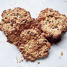 减肥零食:燕麦饼干