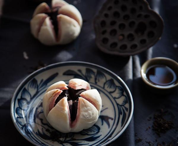 家宴上一定要吃的荷花酥的做法