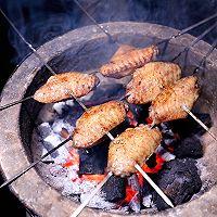 #晒出你的团圆大餐#碳烤鸡翅的做法图解3