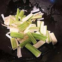 鲜虾烩丝瓜的做法图解6