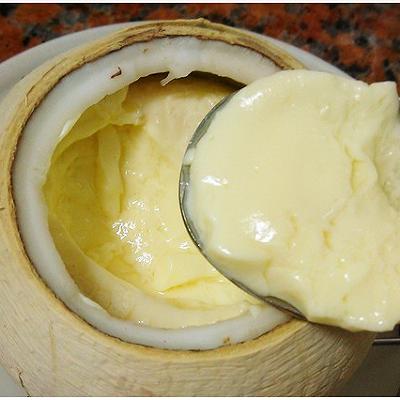原只椰子炖蛋