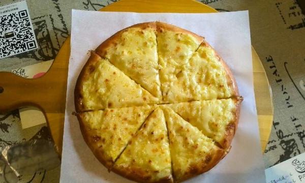 榴蓮披薩的做法