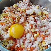 玉米马蹄猪肉饺子的做法图解10