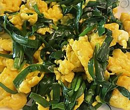 #舌尖上的端午#韭菜炒鸡蛋的做法
