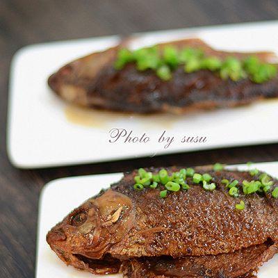 下酒菜——香酥小鲫鱼