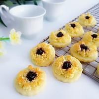 美人椰子酥#美的FUN烤箱·焙有FUN儿#