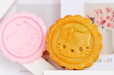 HELLO KITTY 广式蛋黄月饼