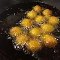 豆沙红薯丸,酥香软糯的做法图解12