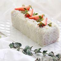 """健康快手的--草莓""""奶油""""蛋糕的做法图解12"""
