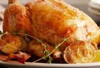 香浓大蒜烤鸡的做法