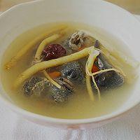 女人滋补药膳汤-当归黄芪乌鸡汤的做法图解5