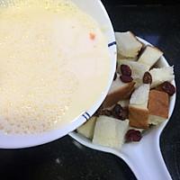 吐司布丁#急速早餐#的做法图解4