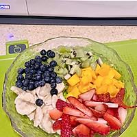 夏日小清新~低卡水果沙拉的做法图解6