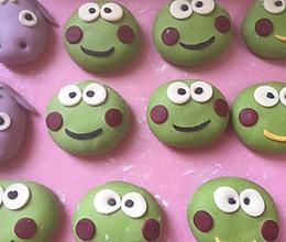 小青蛙 果蔬包的做法