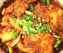 麻辣水煮鱼的做法