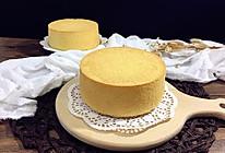 6寸原味戚风蛋糕#东菱烤立方试用#的做法