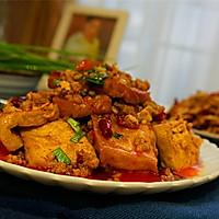 香辣酱汁焖豆腐的做法图解19
