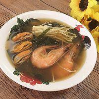 美味海鲜味噌汤