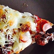 简单做披萨