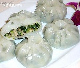 水晶香菇青菜包的做法