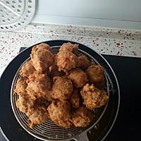 干炸小肉丸(麻辣孜然味)的做法图解7