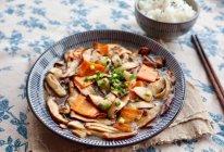 #夏日撩人滋味#低脂下饭家常菜|蚝油香菇的做法