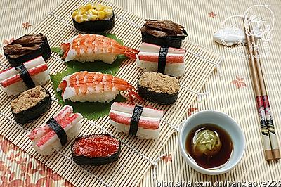 简易花样寿司