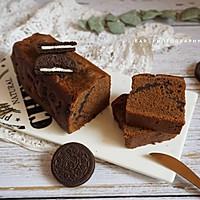 """奥利奥咖啡百利甜酒磅蛋糕#在""""家""""打造ins风美食#"""