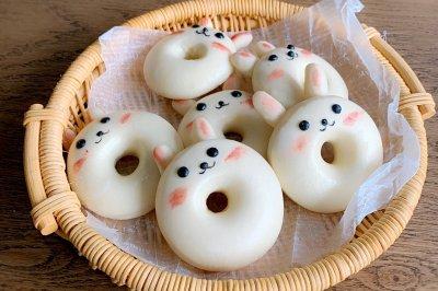 甜甜圈馒头