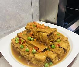 开箱豆腐的做法
