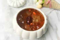 养颜桃胶皂米红枣枸杞羹#KitchenAid的美食故事的做法