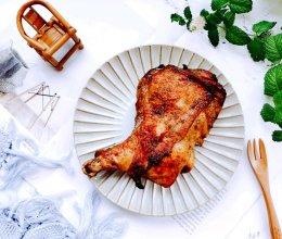 #全电厨王料理挑战赛热力开战!#美味烤鸡腿的做法