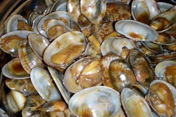 简单易学的炒蛤蜊的做法