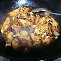 板栗烧鸡的做法图解6