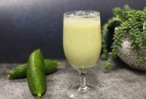 酸奶黄瓜汁的做法