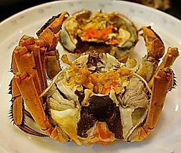 蒸螃蟹独家秘制调料的做法