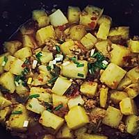 能吃三大碗的下饭菜【米豆腐肉泥】的做法图解3