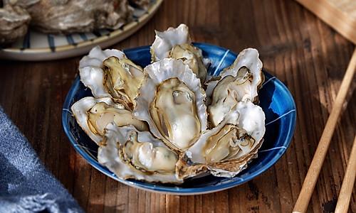 清蒸牡蛎#春季食材大比拼#的做法
