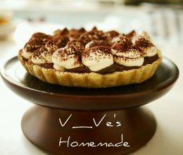 香蕉巧克力派【Pie】的做法
