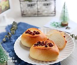 椰香小面包的做法