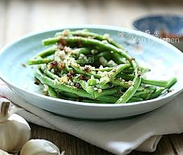 夏日蔬菜的清新美味之【蒜蓉美丽豇豆】的做法