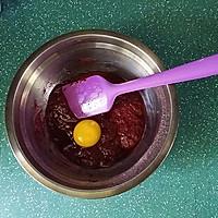 红丝绒蛋糕卷#相约MOF#的做法图解4