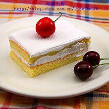 榴莲奶油蛋糕