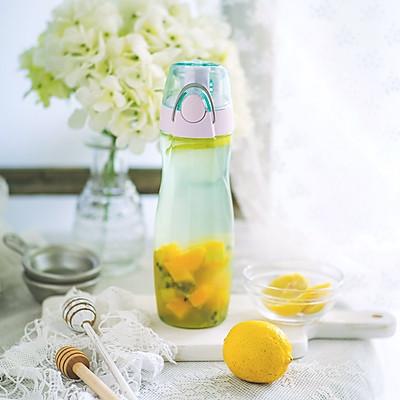 百香果柠檬排毒水