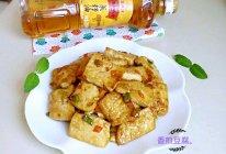 香煎豆腐#舌尖上的外婆香#的做法