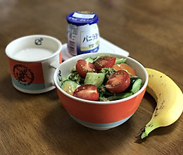 早餐需要充足的维生素的做法