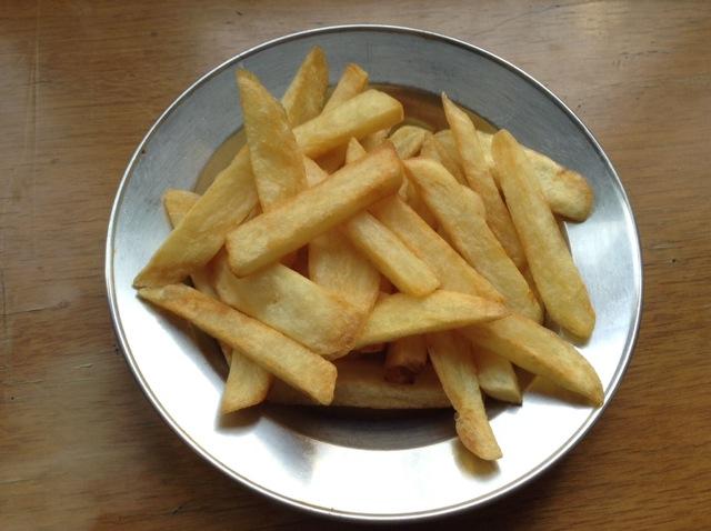 薯条的做法_【图解】薯条怎么做好吃_阿贼阿_家常做法
